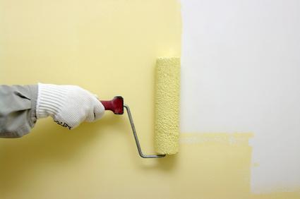 Travaux de peinture murale bordeaux toute la gironde for Mettre en peinture un mur